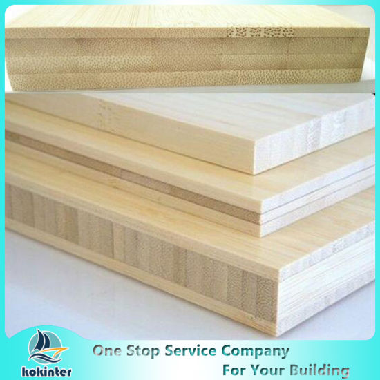 Promotion Chinese Cheapest Bamboo Plywood/ Panel/ Board/ Plank