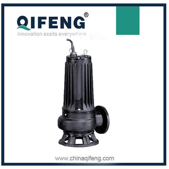 Submersible Sewage Cut Water Pump (AS50-10-4CB)