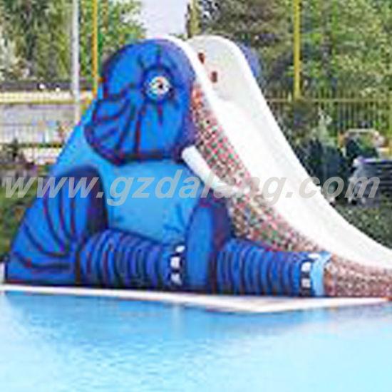 Big Elephant Slide for Children