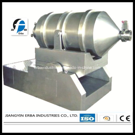 Eyh Series Two Dimensional Swing Mixer GMP ISO