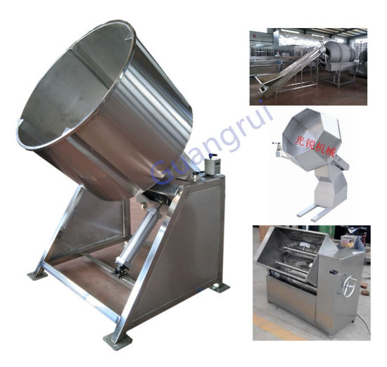High Production Capacity Food Mixer Machinery pictures & photos