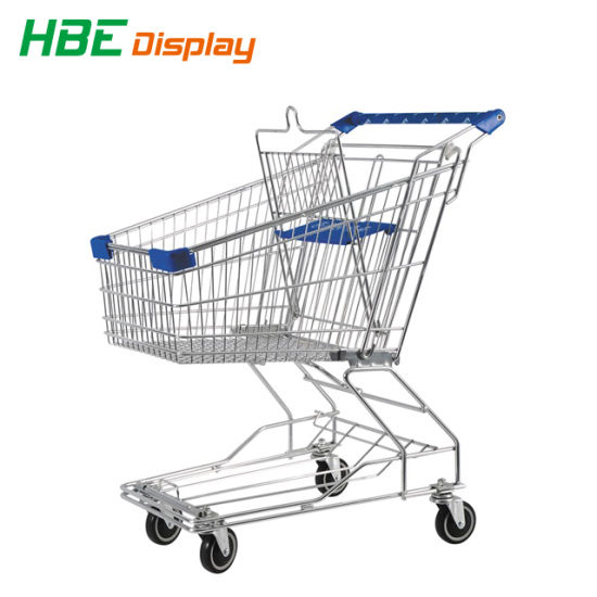 Customized Supermarket Trolley and Hypermarket Cart pictures & photos
