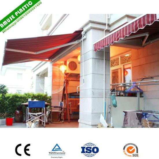 China Diy Motorized Retractable Sunbrella Home Awnings Miami China