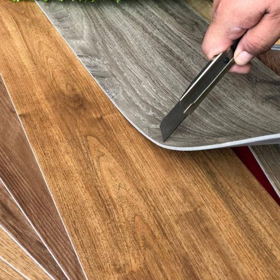 Waterproof Pvc Plastic Plank Flooring