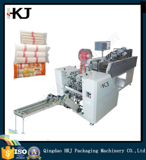 Automatic Two Belt Strapping and Packing Machine (LS-5) pictures & photos