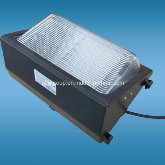5W Outdoor Wall Lamp Street Garden Park CFL Light CE EMC & RoHS
