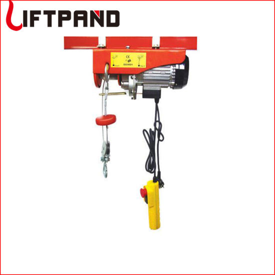 110V 60Hz Overhead Electric Crane Lift Electric Wire Hoist