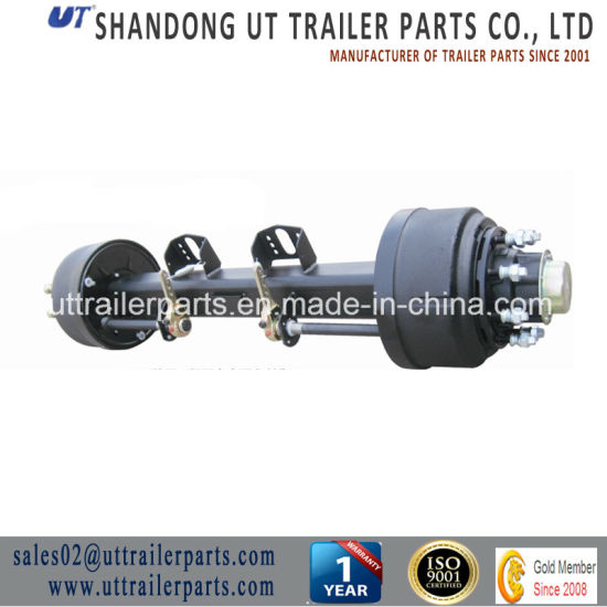 Thailand Axle/Semi Trailer Axle/High Quality Axle pictures & photos