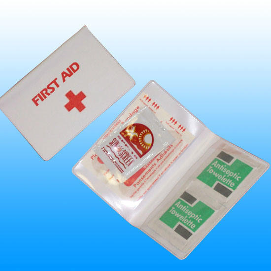 Ce, ISO, FDA Personal Travel Portable First Aid Kit # Kbg-A024
