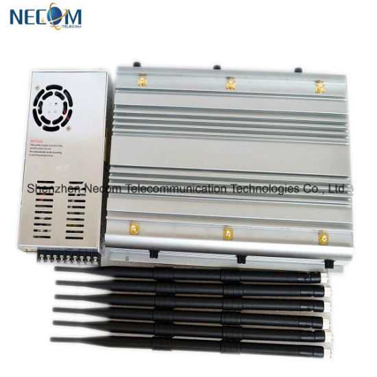 Stationary Jammer/Blocker, Power Jammer/Blocker /Good Cooling System with Cooling Fan Inside Jammer/Blocker pictures & photos
