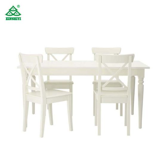 China Customized Wooden Commercial Hotel Restaurant Furniture Sets - Commercial dining table sets