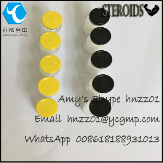 Peptides Sermorelin Acetate 2mg vial for New Growth pictures & photos