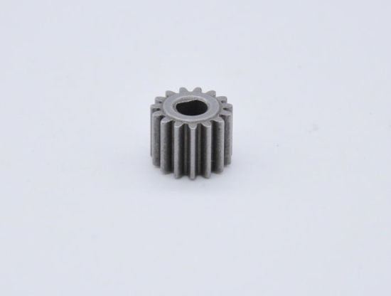 Micro Gears for DC Motor Produced by Powder Metallurgy