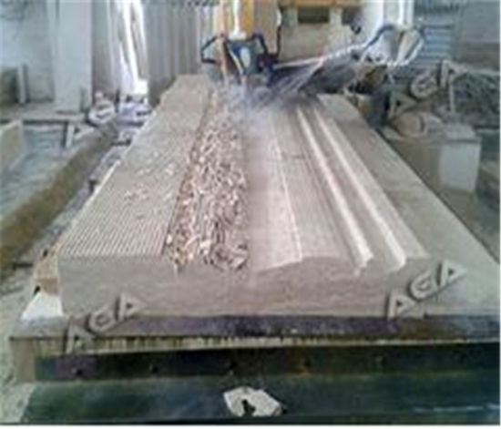 China Automatic Granite/Marble Window/Door Frame Cutting/Profiling ...