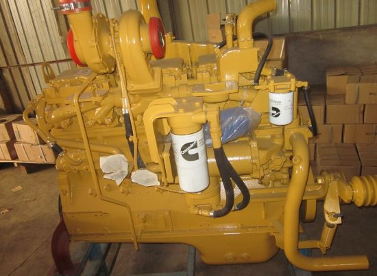 Nta855-C360s10 Diesel Cummins Engine for Shantui Bulldozer SD32 pictures & photos