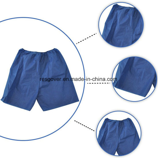 9864c93fedd9 China Beauty Salon and SPA PP Disposable Nonwoven Boxers for Men ...