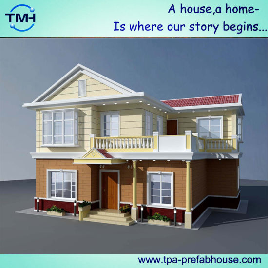 Modular Home for House Market pictures & photos