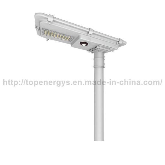 12.8V 16ah 1300lm All in One Solar Street Light pictures & photos