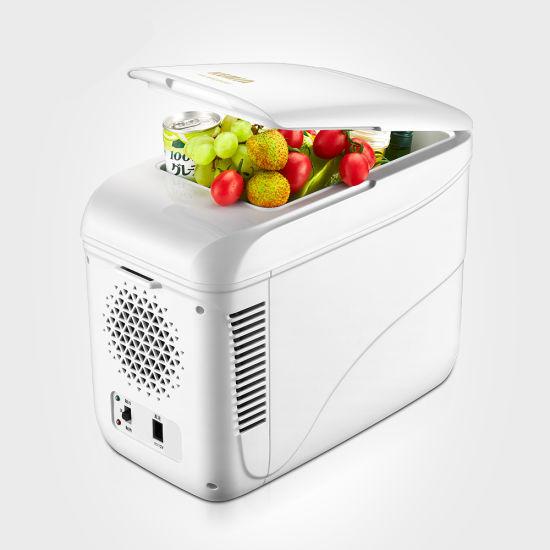 2019 Amazon Wholesale Mini Fridge, 9L Car Indoor Fridge Outdoor Refrigerator