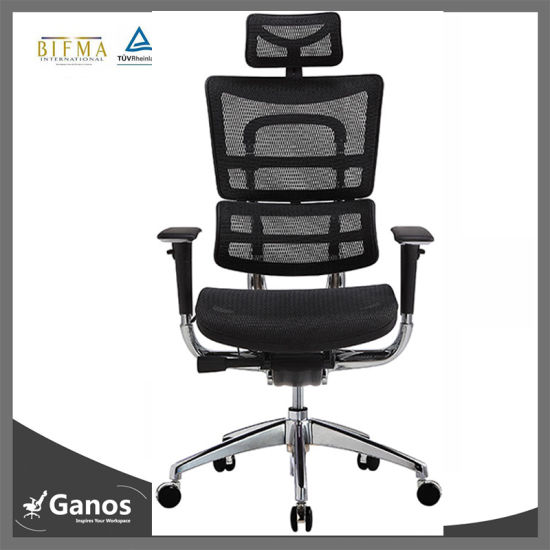 High End Modern Office Furniture Mesh Ergonomic Office Chair pictures & photos