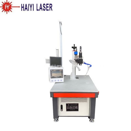 Desktop Portable 300W 500W 1000W Laser Soldering Machine Equipment