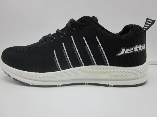 Running Sports Shoes Manufacture Flyknit Sneakers Wholesale Athletic Shoes