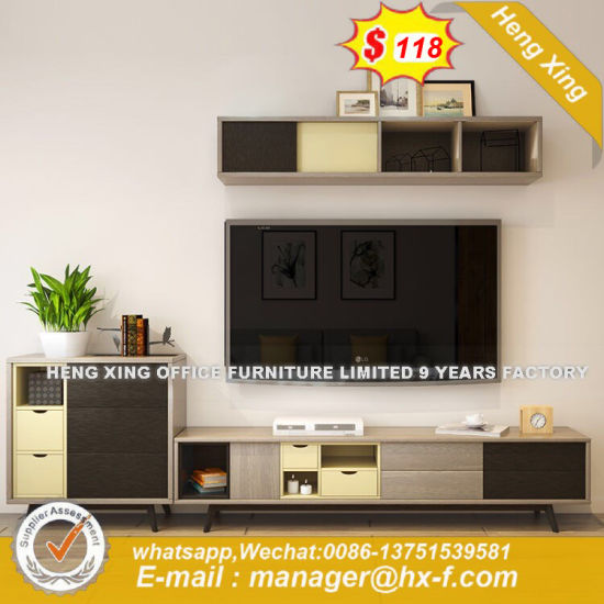Amywell Transparent Standard Size TV Stand (HX-8ND9317) pictures & photos