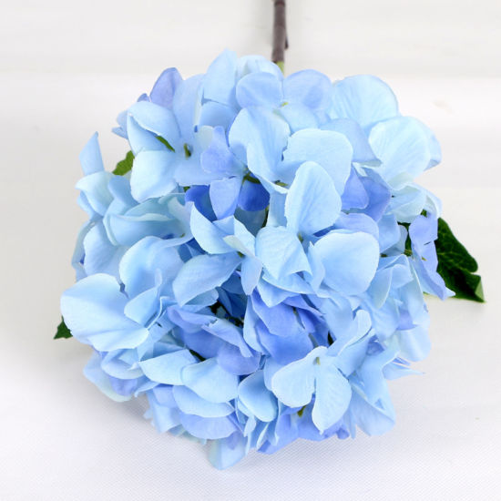 China 2018 Hot Selling Autumn Color Hydrangea Silk Cheap Wholesale