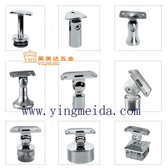 Stainless Staircase Stairs Baluster Handrail Support Ss Handrail Bracket Fittings pictures & photos