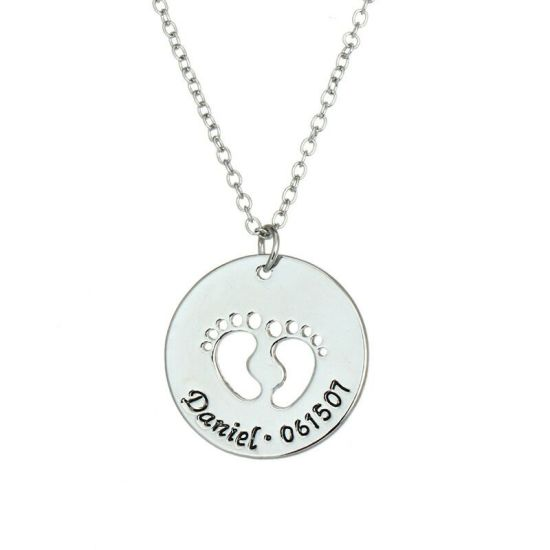 China promotion gift mother children round shape pendant fashion promotion gift mother children round shape pendant fashion jewelry aloadofball Images