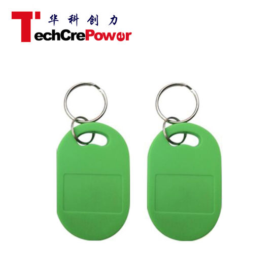 Em4200 High Quality Customized 125kHz Access Control RFID Keyfob pictures & photos