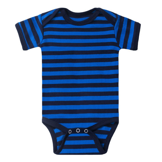 All-Over Printing Baby Garment Envelope-Neck Baby Girl Bodys
