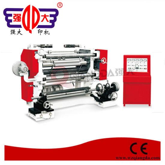 Good Quality Plastic Slitting Machinery Good Slitter (QFJ-1300)