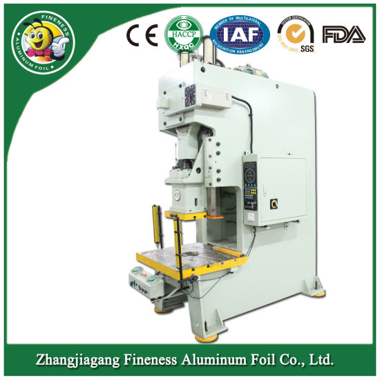 Most Popular Useful and High Quality 45t Aluminum Foil Container Making Machine pictures & photos