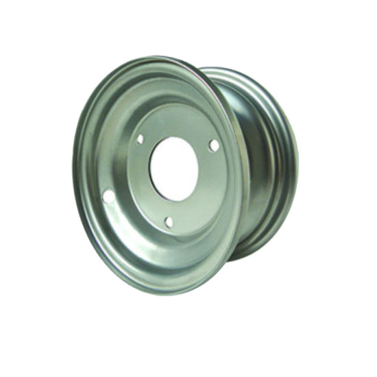 Manufacturer 6X2.6 ATV Steel Wheel Rim with Good Price
