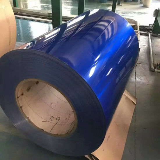 Color Coated Prepainted Aluminum Plate/Sheet with PE/PVDF/Epoxy
