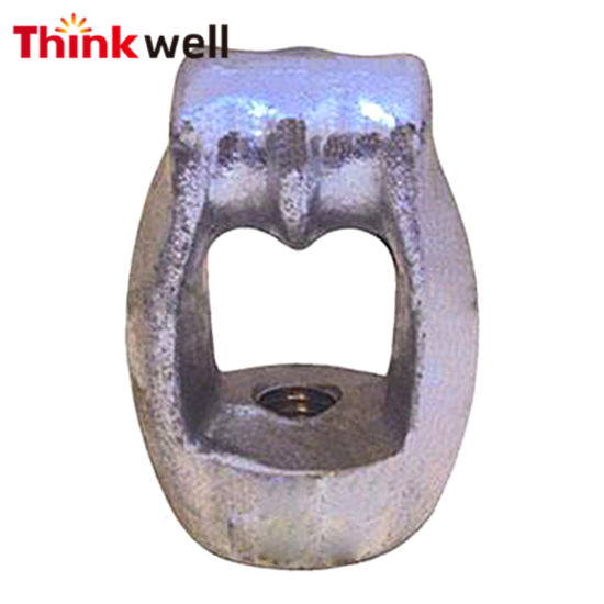 Forged Steel Galvanized Ball Y Clevis Power Line Hardware pictures & photos