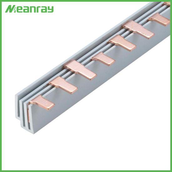 Meanray C45 Earth Electric Copper Busbar Pure Copper Bus Bar/Busbar