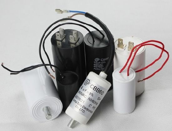 Power Capacitor Electrolytic Capacitors pictures & photos