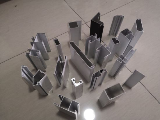 Wholesale Windows and Doors /Roller Shutter/Construction Material Aluminium Extrusions Alloy Profiles