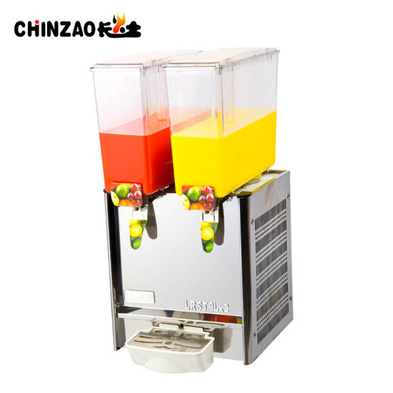 Juice Machine High Quality Drink Juice Dispenser Double Tank 9L pictures & photos