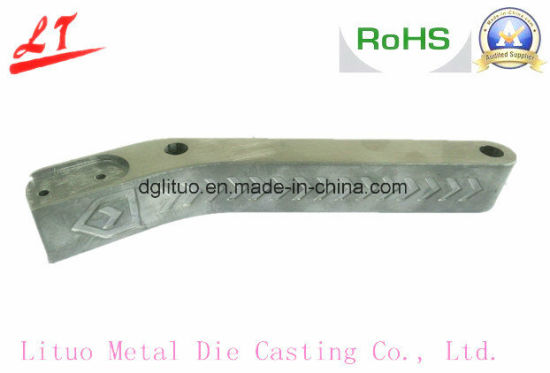 High Pressure Units Davit Arm by Die Casting pictures & photos