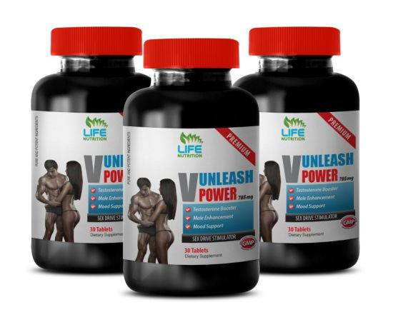 Private Label and Packing Customized for Man Health Enhancement Products