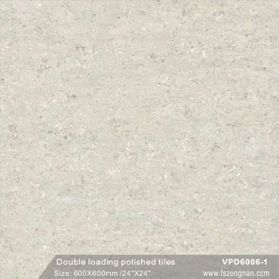 China Building Material Double Loading Porcelain Polished Floor ...