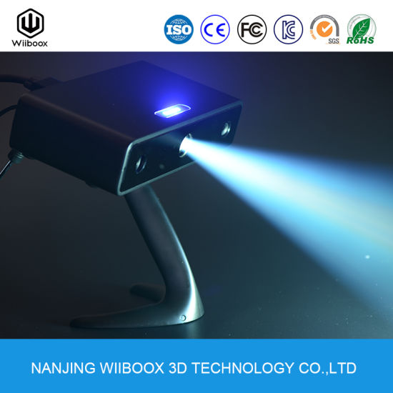 Wiiboox 3D Printer Professional High Accuracy Rapid Prototyping Huge 3D Printing Machine pictures & photos