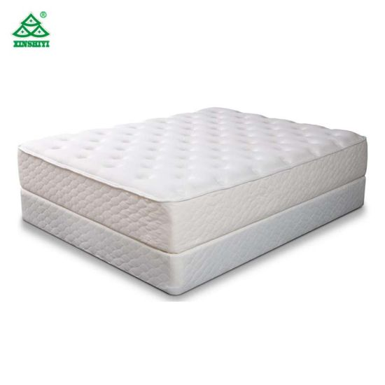 Factory Wholesale Good Effect Cheap Import Custome Full Size Hotel Mattress