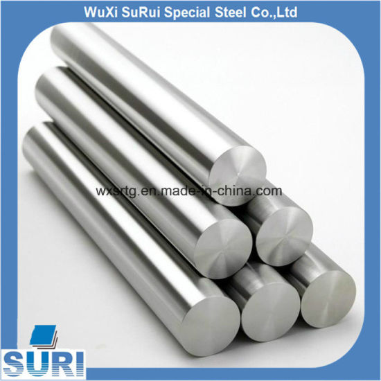 304/304L Stainless Steel Round Bar with 2b Ba Surface pictures & photos
