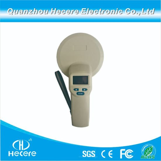 USB 134.2kHz Animal RFID Reader Hdx Fdx Android Bluetooth RFID Reader for Livestock