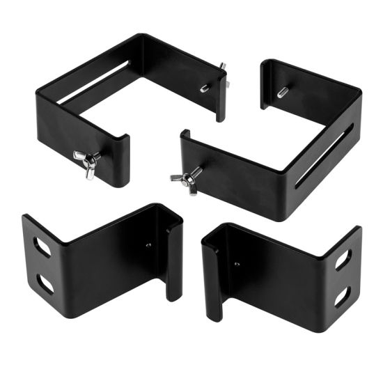Metal Mount Shelf Steel Brackets