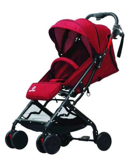New Design Aluminum Light Weight European Baby Trolley pictures & photos